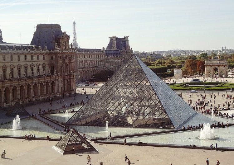 Atrakcje stolicy Francji - Paryża