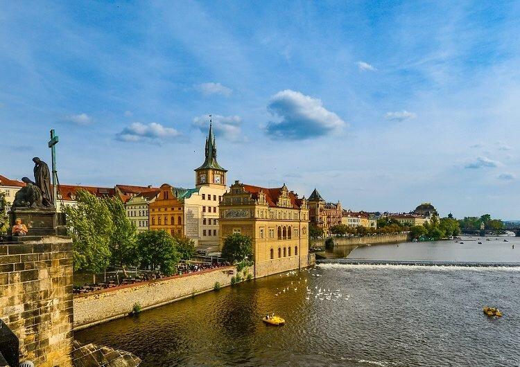 Praga w Czechach